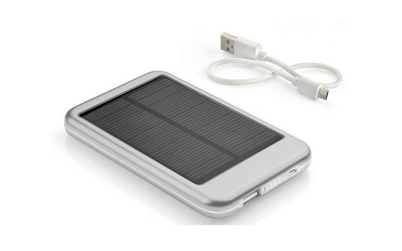 Power bank SOLAR 4000mAh
