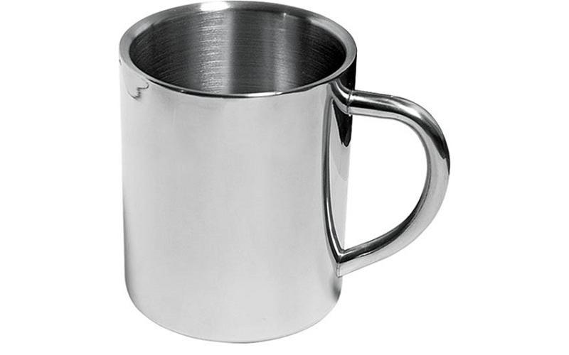 Kubek stalowy 210 ml