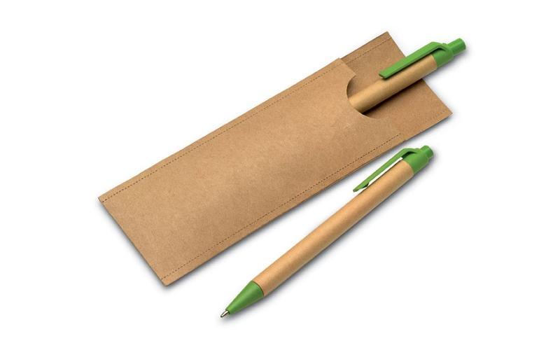 Zestaw piśmienny EKO