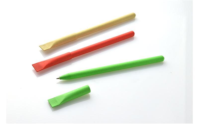 Długopis PINKO papierowy
