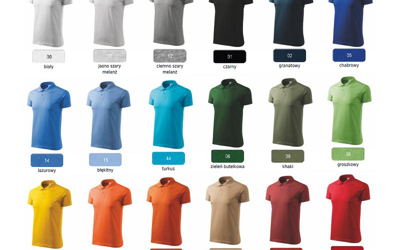 Koszulki reklamowe Single J.180