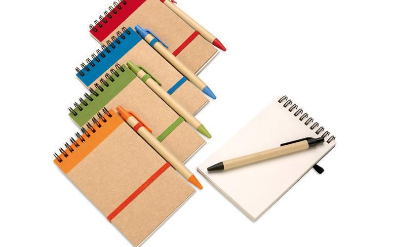 Notes MILO z długopisem