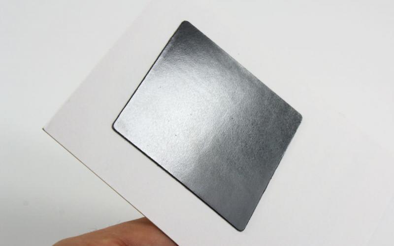 Notes z magnesem na lodówkę