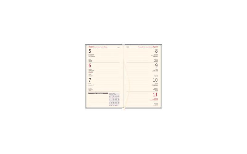 Kalendarz A6 Nebraska