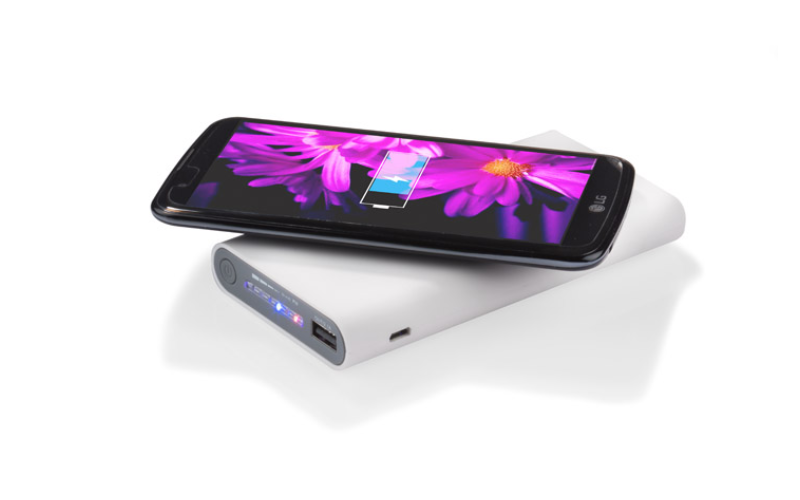 Power bank DOUBLE 8000 mAh
